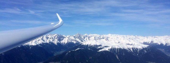 Ein Segelflugeldorado der Superlative –  Die Südalpen sind eine Reise wert