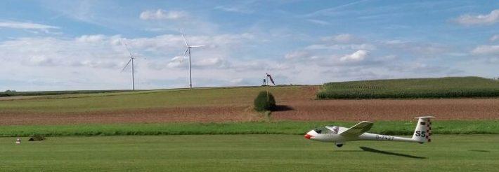 Ausbildung im ACF – Mein Weg zur Segelfluglizenz