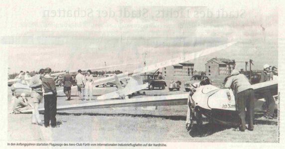70 Jahre Aero Club Fürth